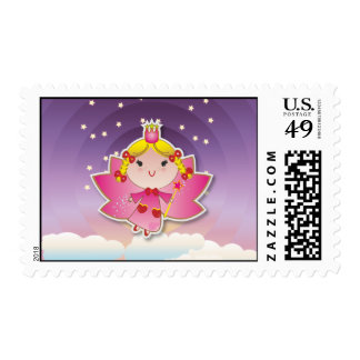 Airy Fairy Up In the Air Stamp
