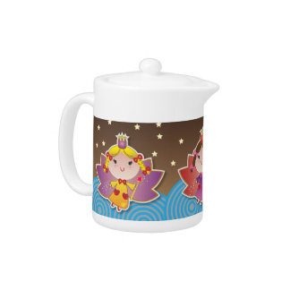 Airy Fairy Up In the Air Teapot