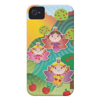 Airy Fairyland iPhone 4 Cover