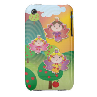Airy Fairyland iPhone 3G/3Gs Case
