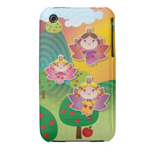 Airy Fairyland iPhone 3G/3Gs Case iPhone 3 Cases