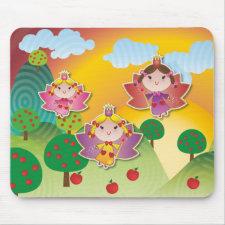 Airy Fairyland Mousepad