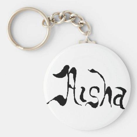 Aisha Keychain