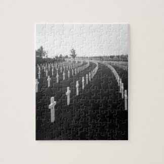 Aisne-Marne American Cemetery_War Image Jigsaw Puzzle