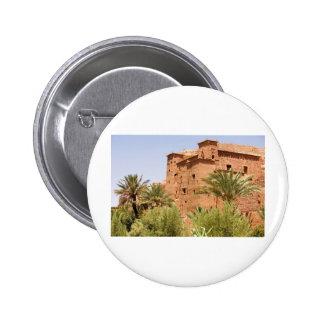 Ait Benhaddou Pinback Buttons