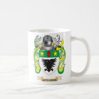 Aitchison Coat of Arms (Family Crest) Coffee Mug