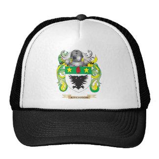 Aitchison Coat of Arms (Family Crest) Trucker Hat