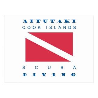 Aitutaki Cook Islands Postcard