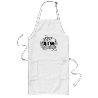 AIW Logo Apron - 30L x 24W