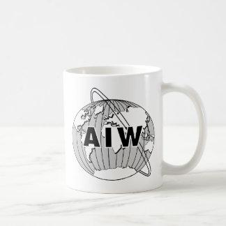AIW Logo Mug-Bigger Logo Style