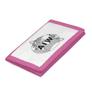 AIW Logo TriFold Wallet