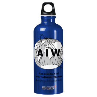 AIW Logo Water Bottle-Various Colors Available SIGG Traveler 0.6L Water Bottle
