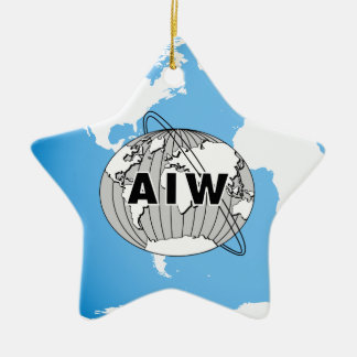 AIW Star Ornament