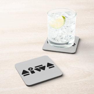 Aiwa Beverage Coaster