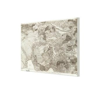 Aix Canvas Print