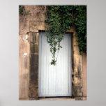 Aix Door Print