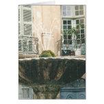 Aix-en-Provence Card