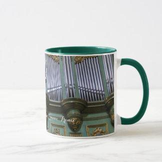 Aix-en-Provence organ Mug