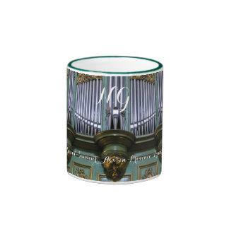 Aix-en-Provence organ Ringer Coffee Mug