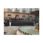 Aix en Provence Wrapped Canvas Canvas Print