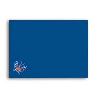 Aiyana Floral Batik A7 Envelope