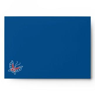 Aiyana Floral Batik A7 Envelope 3