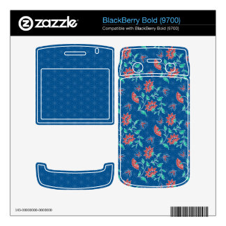 Aiyana Floral Batik Blackberry Bold Skin
