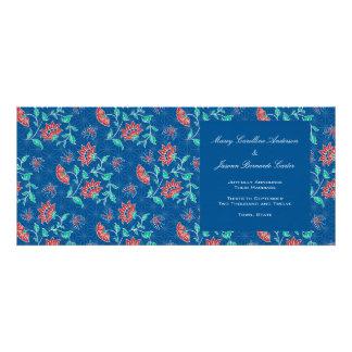 Aiyana Floral Batik Long Wedding Announcement 2