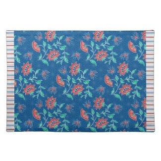 Aiyana Floral Batik Placemat