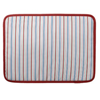 Aiyana Floral Batik Stripe MacBook Pro Sleeve