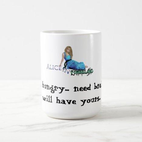 AiZ Am Hungry mug