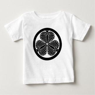 Aizu hollyhock(19) baby T-Shirt
