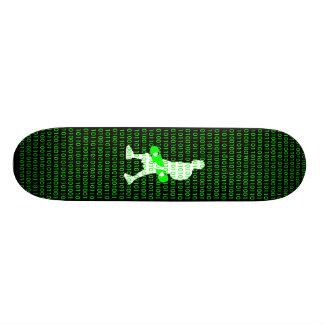 AJ Cash Binary Skateboard