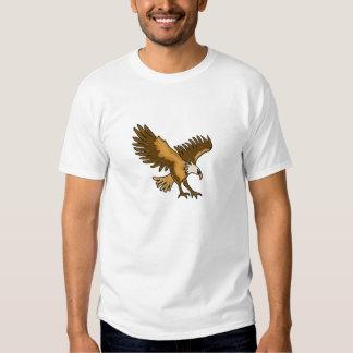 AJ- Eagle in Flight Shirt