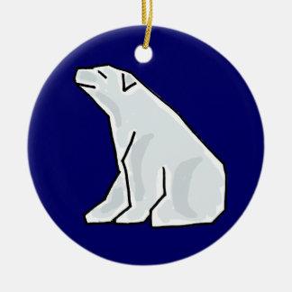 AJ- Penguins and Polar Bears Ornament