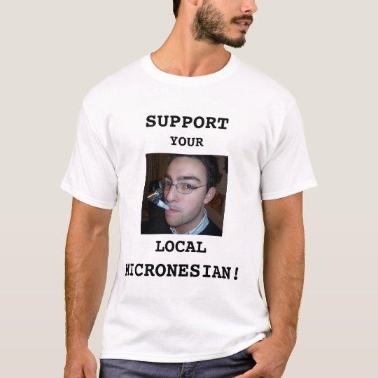 AJ the Micronesian T-Shirt