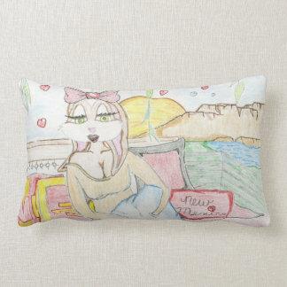 Ajaini Model Management pillows