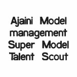 Ajaini Model management Super Model Talent Scout
