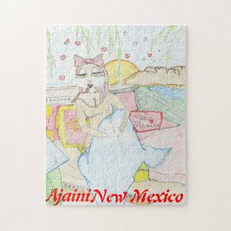 Ajaini New Mexico Puzzle