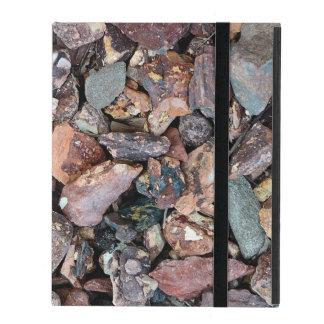 Ajardinar los escombros y las piedras de la roca
