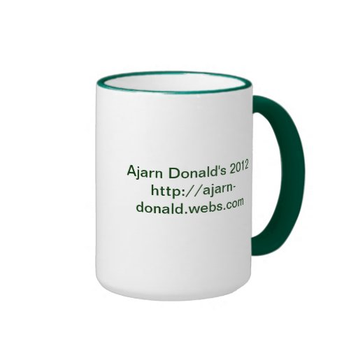 Ajarn Donald's 2012 Mugs