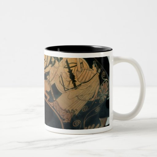 Ajax, impulsado encendido por Athena Tazas De Café