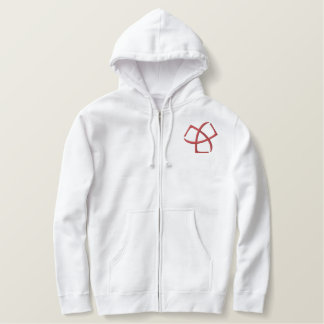 AJC Triple J Embroidered Zip Hoody