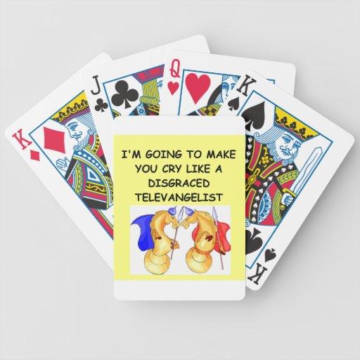 ajedrez barajas de cartas