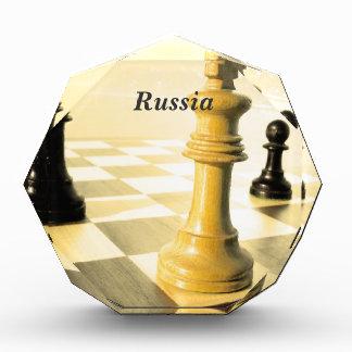 Ajedrez de Rusia