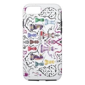 Ajedrez del amor funda iPhone 7