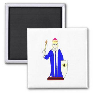 ajedrez del imán del rey