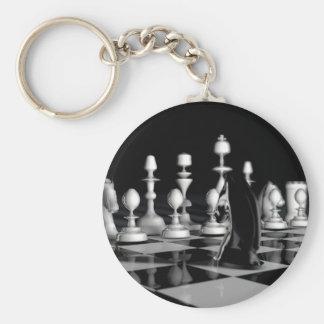 Ajedrez.jpg Keychain