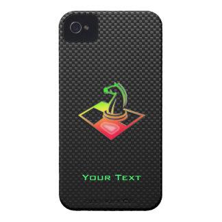 Ajedrez liso Case-Mate iPhone 4 fundas