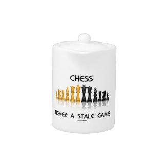 Ajedrez nunca un juego añejo (juego de ajedrez